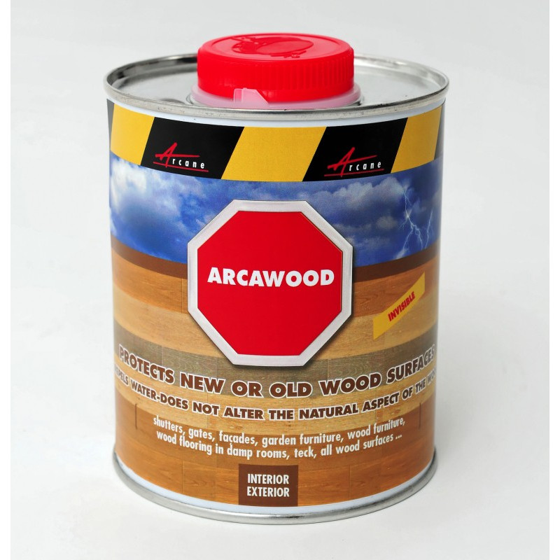 Water Repellent Treatment Of Wood Does Not Alter The