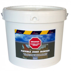 flexible joint mortar waterproof repair seal crack concrete cement pvc