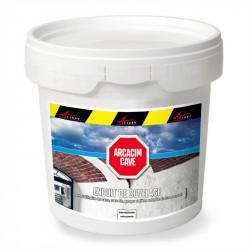 ARCACEM BASEMENT CELLAR - Cementitious waterproofing tanking system for basement, cellar, garage